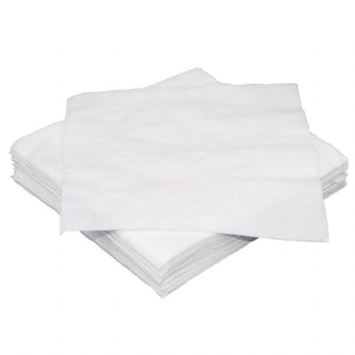 Fiesta Cocktail Napkin White 250mm pack of 250 - CM561